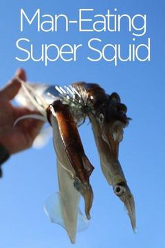 poster for Man-Eating Super Squid