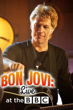 poster for Bon Jovi In Concert