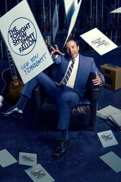 poster for The Tonight Show Starring Jimmy Fallon