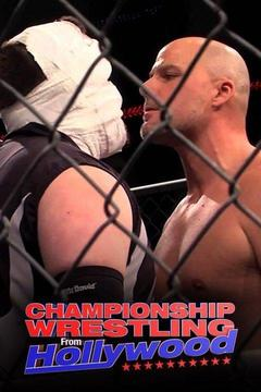 poster for Championship Wrestling From Hollywood