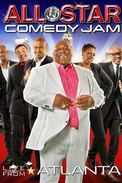poster for Shaquille O'Neal Presents: All Star Comedy Jam - Live From Atlanta