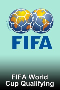 poster for FIFA World Cup Qualifying