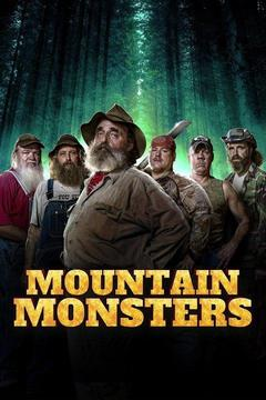 poster for Mountain Monsters