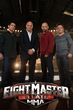 poster for Fight Master: Bellator MMA