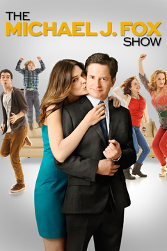 poster for The Michael J. Fox Show