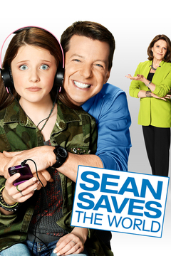 poster for Sean Saves the World