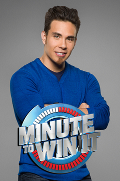 poster for Minute to Win It