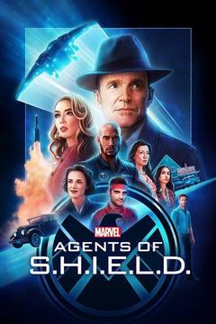 poster for Marvel's Agents of S.H.I.E.L.D.