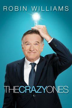 poster for The Crazy Ones