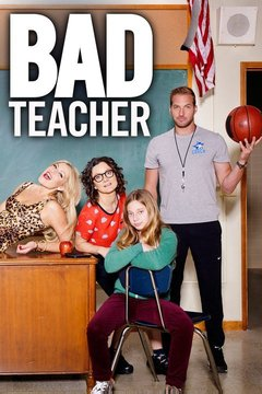 poster for Bad Teacher