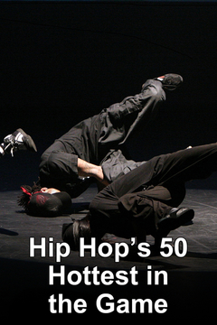 poster for Hip Hop's 50 Hottest in the Game