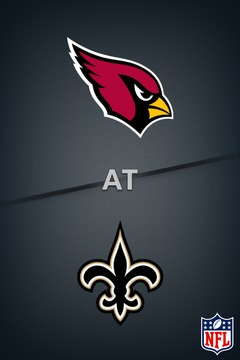 poster for Cardinals @ Saints
