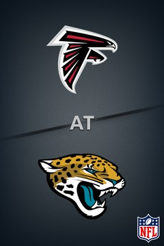 poster for Falcons @ Jaguars