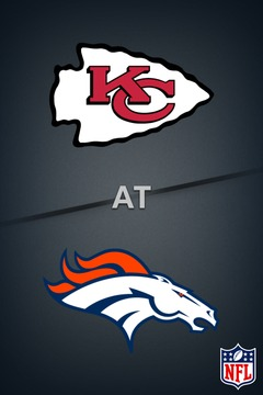 poster for Chiefs @ Broncos