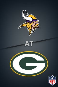 poster for Vikings @ Packers