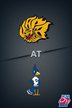 poster for Arkansas-Pine Bluff @ Creighton