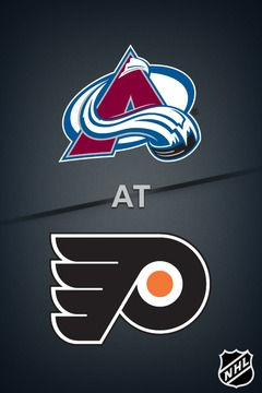 Avalanche @ Flyers