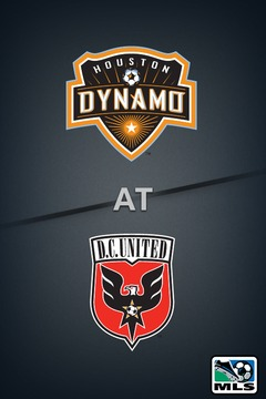 poster for Dynamo @ D.C. United