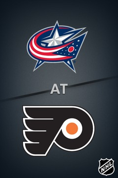 8752c1db9 Watch Blue Jackets   Flyers Live! Don t Miss Any of the Blue Jackets ...