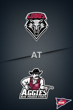 poster for New Mexico @ New Mexico State
