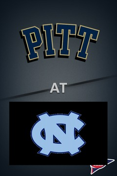 poster for Pittsburgh @ North Carolina