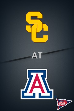 poster for USC @ Arizona