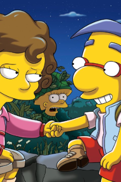 poster for The Simpsons