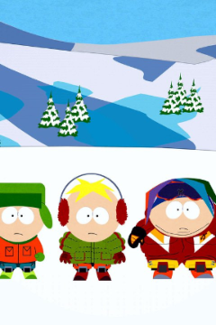 poster for South Park