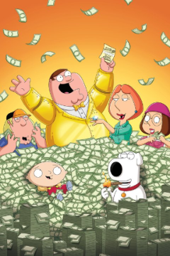 poster for Family Guy