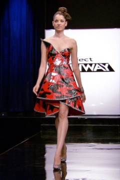 poster for Project Runway