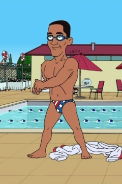 poster for American Dad