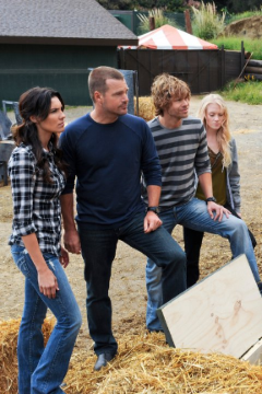 poster for NCIS: Los Angeles
