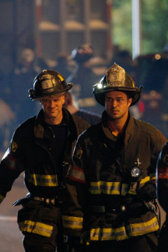 poster for Chicago Fire