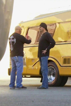 poster for Counting Cars