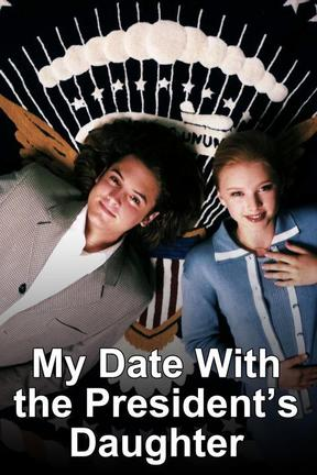my date with the president daughter poster